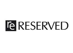 Logo popularnej polskiej firmy odzieżowej Reserved