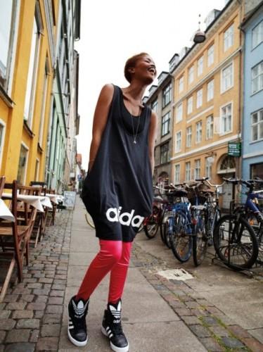 В сезоне весна-лето 2011 adidas Originals предлагает свежий взгляд на...
