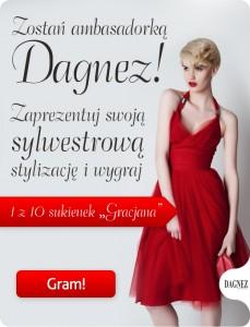 Wygraj sukienkę Dagnez