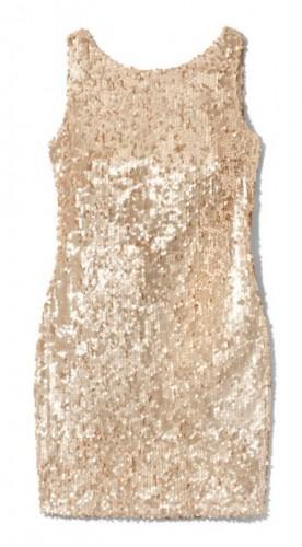 Świecąca sukienka1