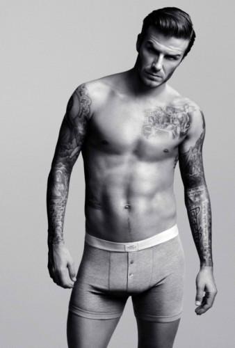David Beckham dla H&M