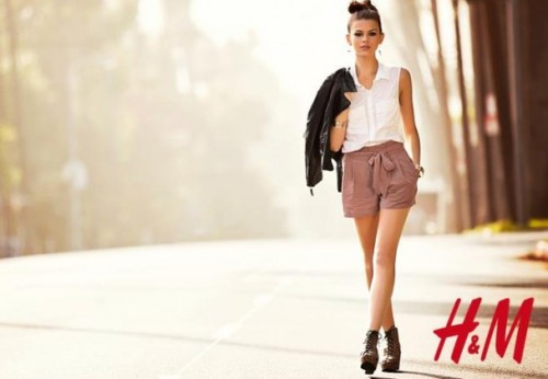 Miejskie trendy w H&M