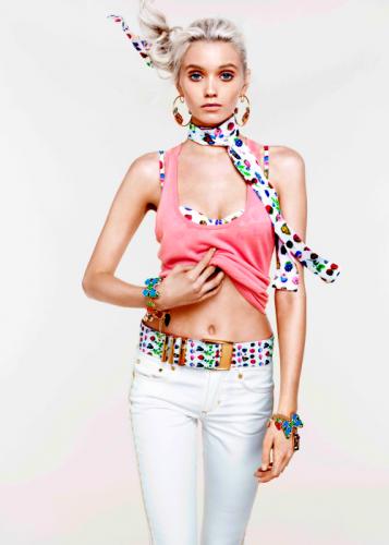 Versace H&M wiosna lato 2012