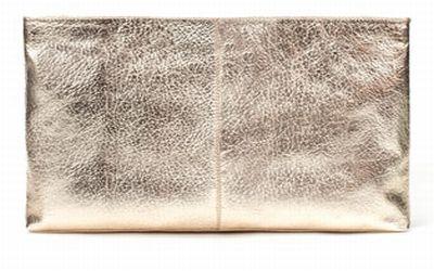 Metaliczna kopertówka
