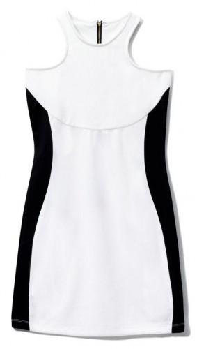 SUkienka z zamkami