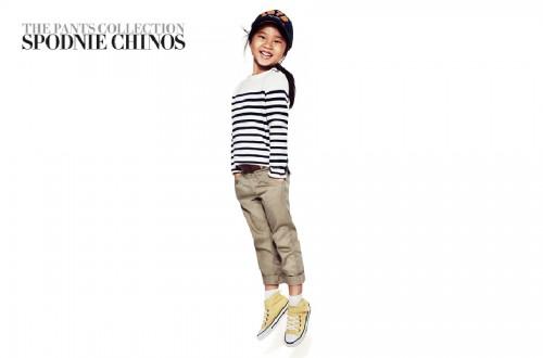 H&M dla dzieci Wiosna 2012