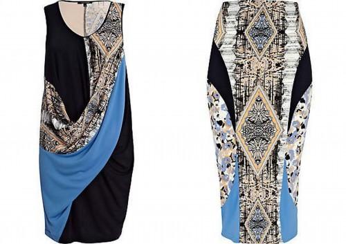 Sukienka w stylu etno