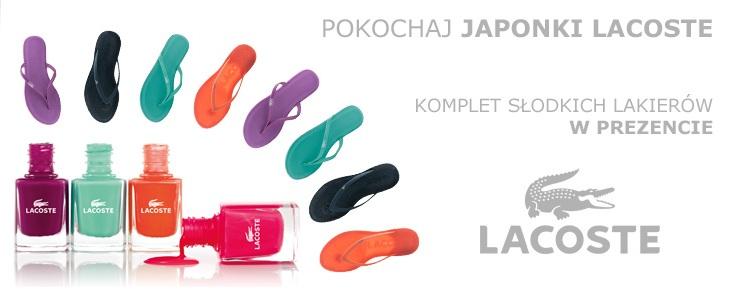 japonki lacoste