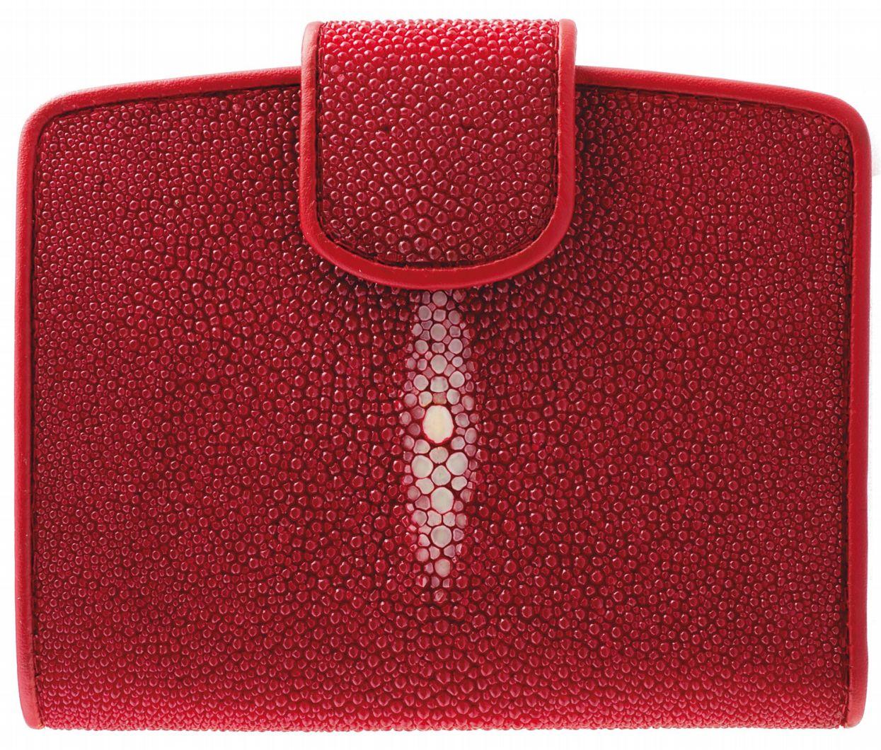 KRENIG portfel red