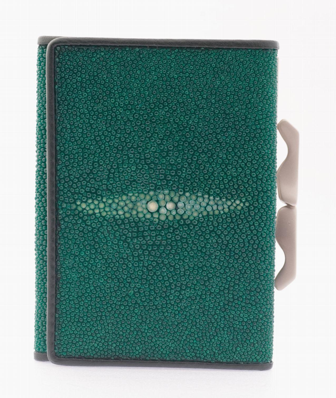 Krenig portfel green