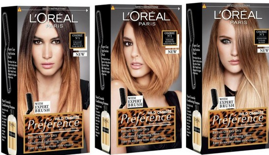 loreal ombre wild