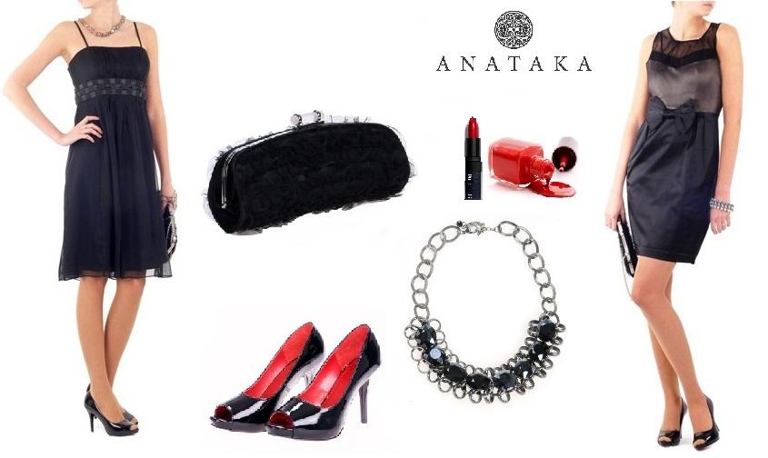 Sylwestrowa stylizacja od Anataki