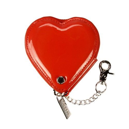 portmonetka w kształcie serca