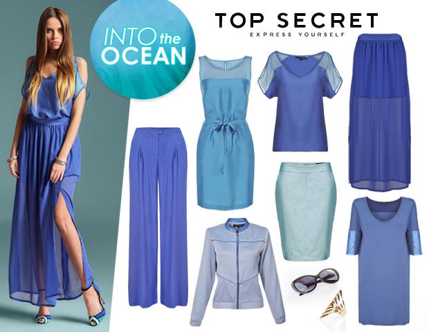Into the Ocean Top Secret