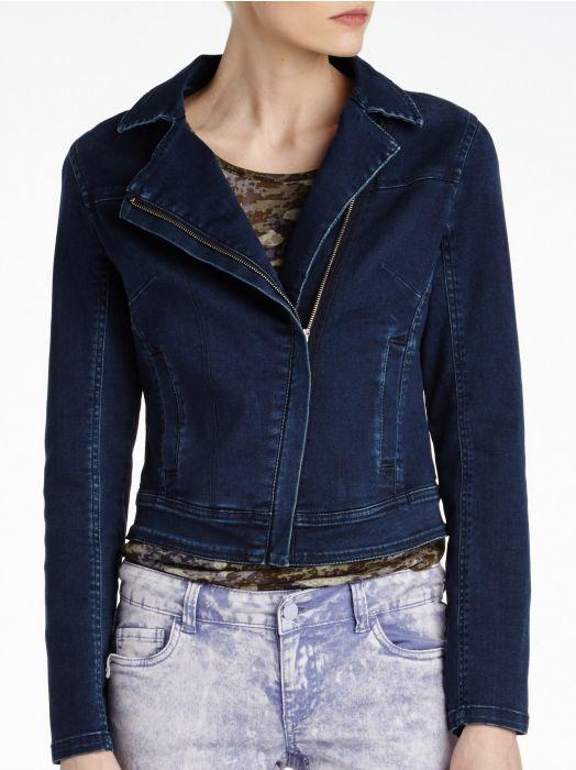 jeansowa kurtka reserved