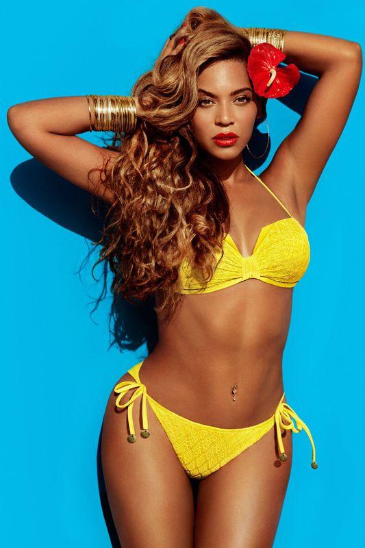 Beyonce dla H&M