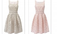 azurowa sukienka