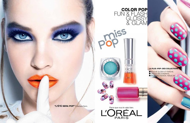 miss pop loreal
