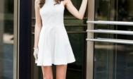zuza kołodziejczyk promuje sukienki sylwi majdan