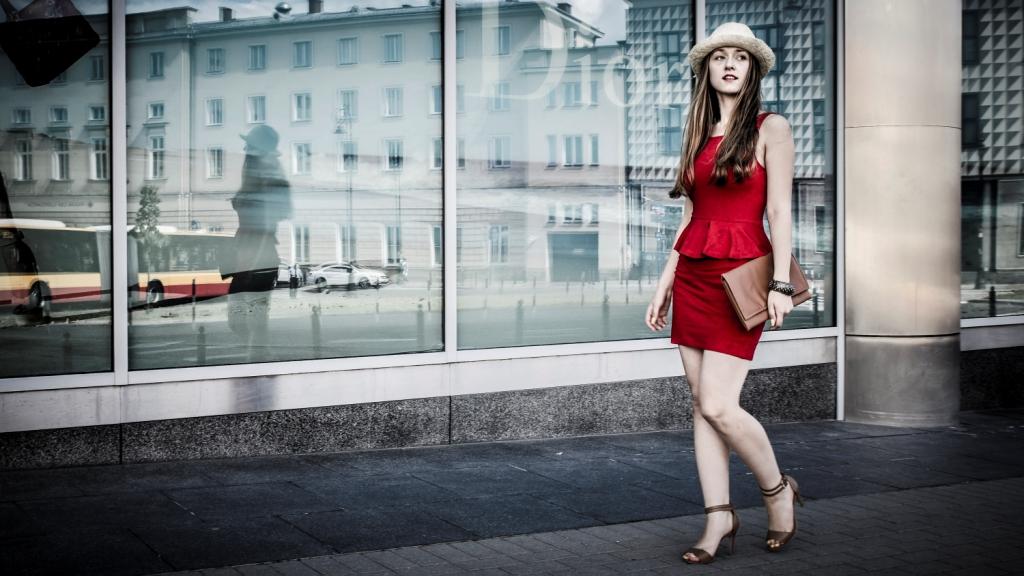 Stylizacja dnia - Patriszja Fashion