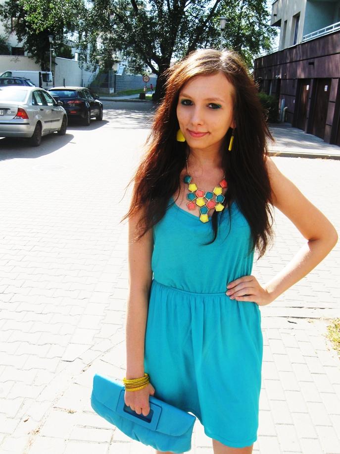 Stylizacja dnia - Magda