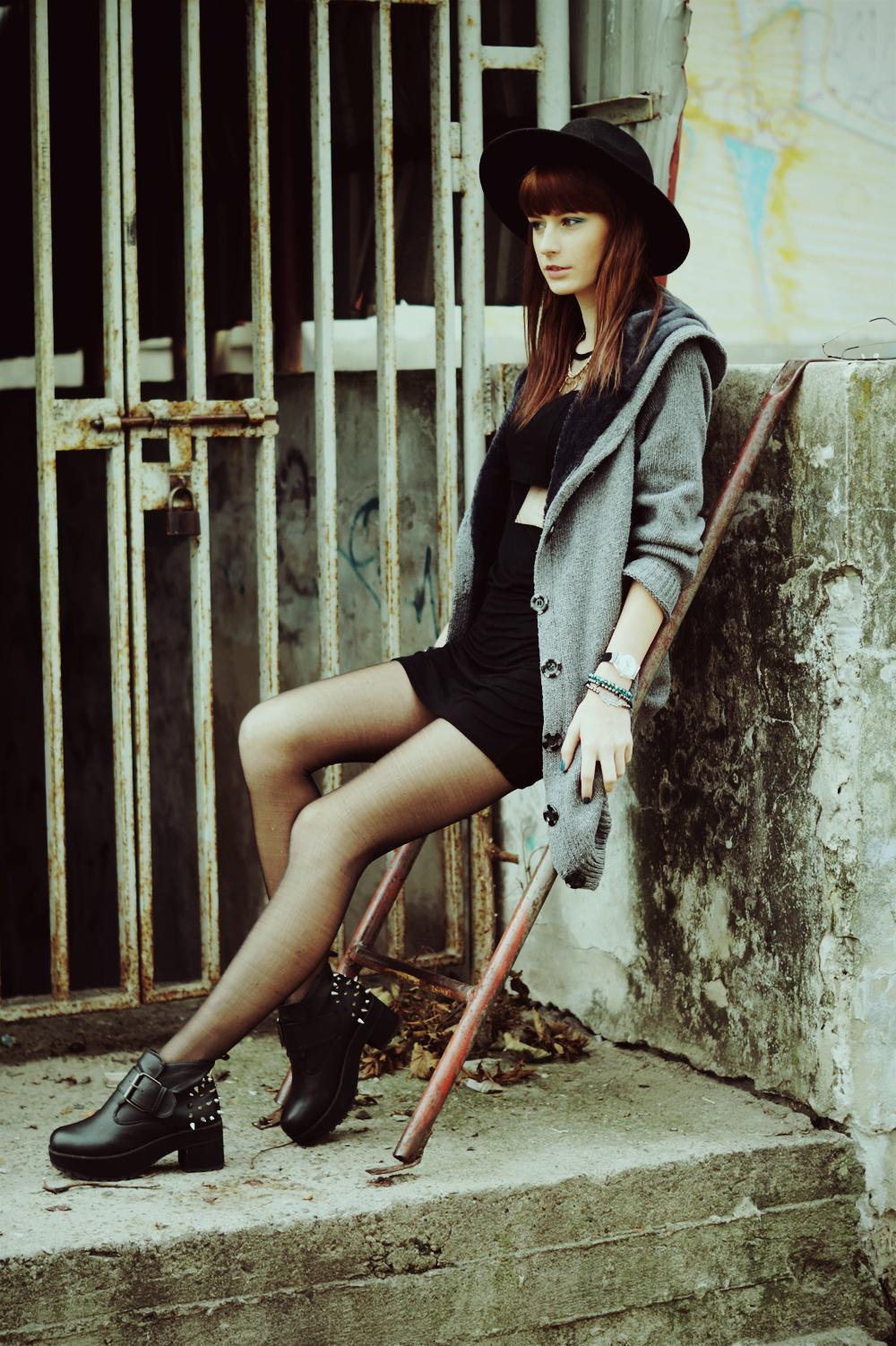 Stylizacja dnia - Mademoiselle-Kate
