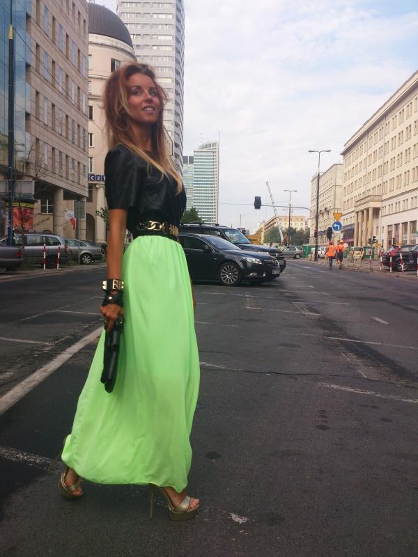 Stylizacja dnia - Hypnotizing Fashion