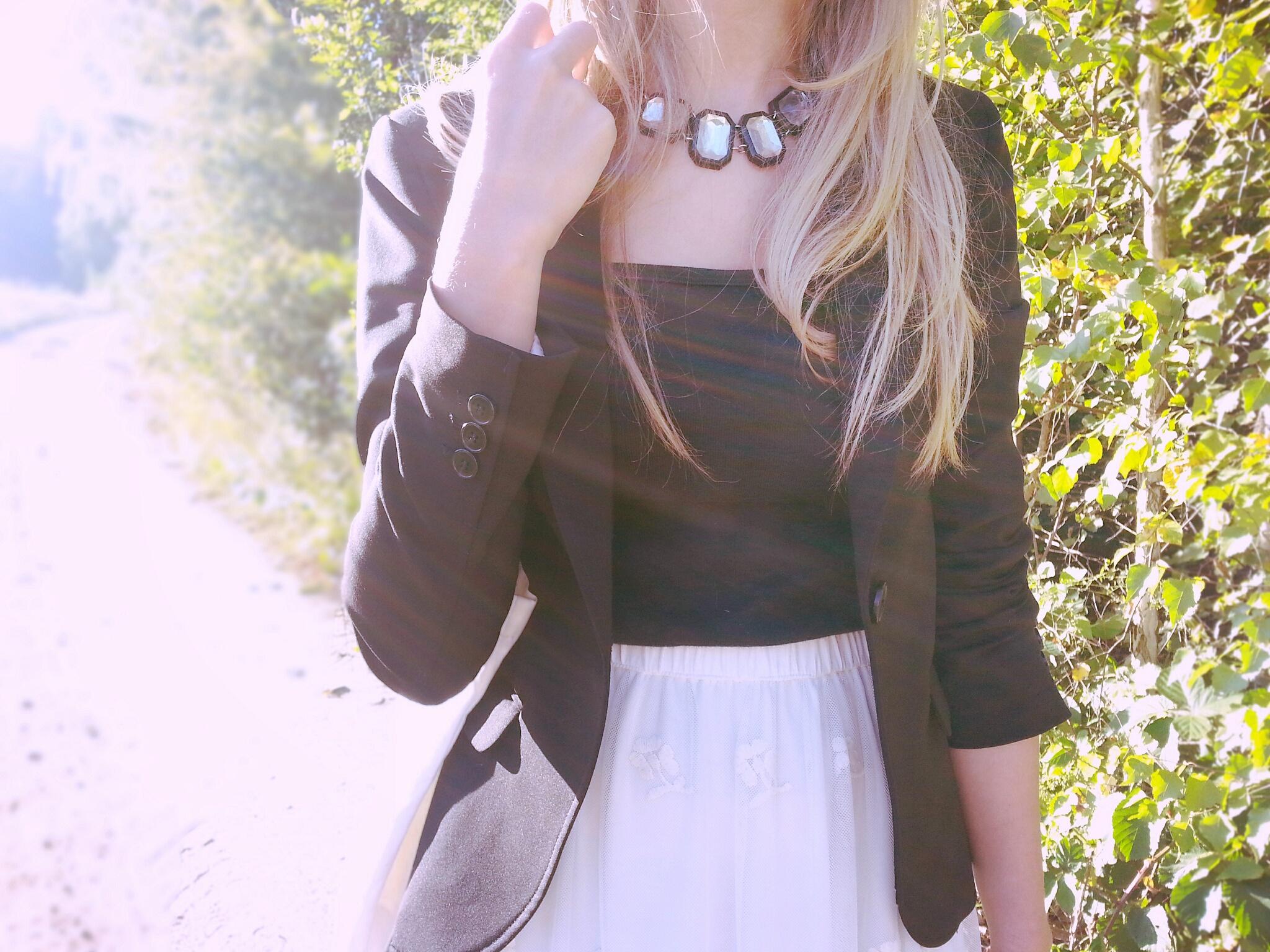Stylizacja dnia - Misguided Fashion