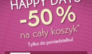 zakupy w yves rocher za 50%