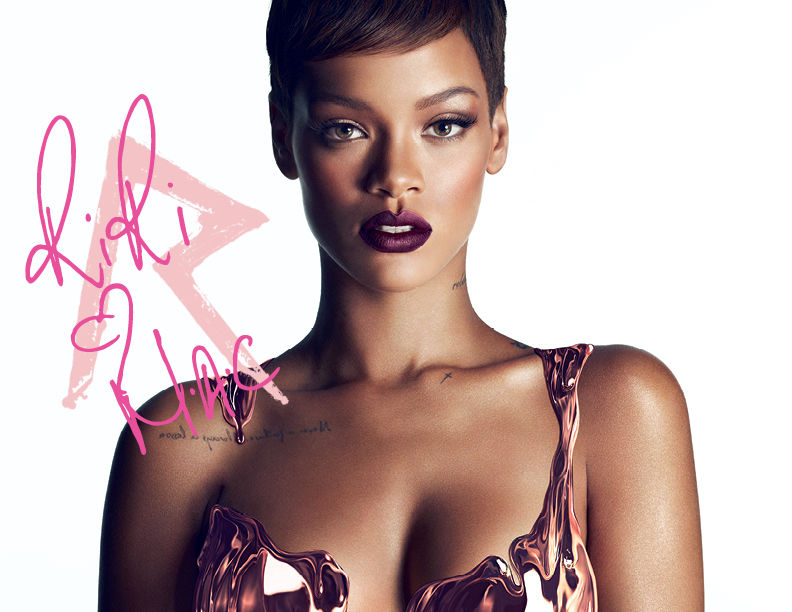 Rihanna for MAC Fall 2013/Jesień 2013