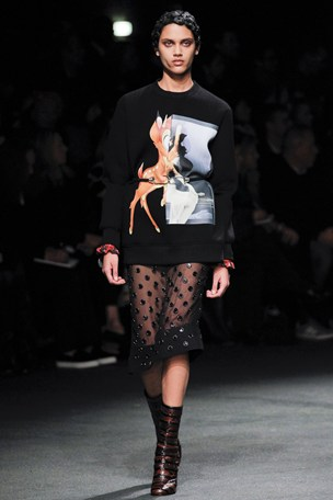 Givenchy Autumn/Winter 2013-14