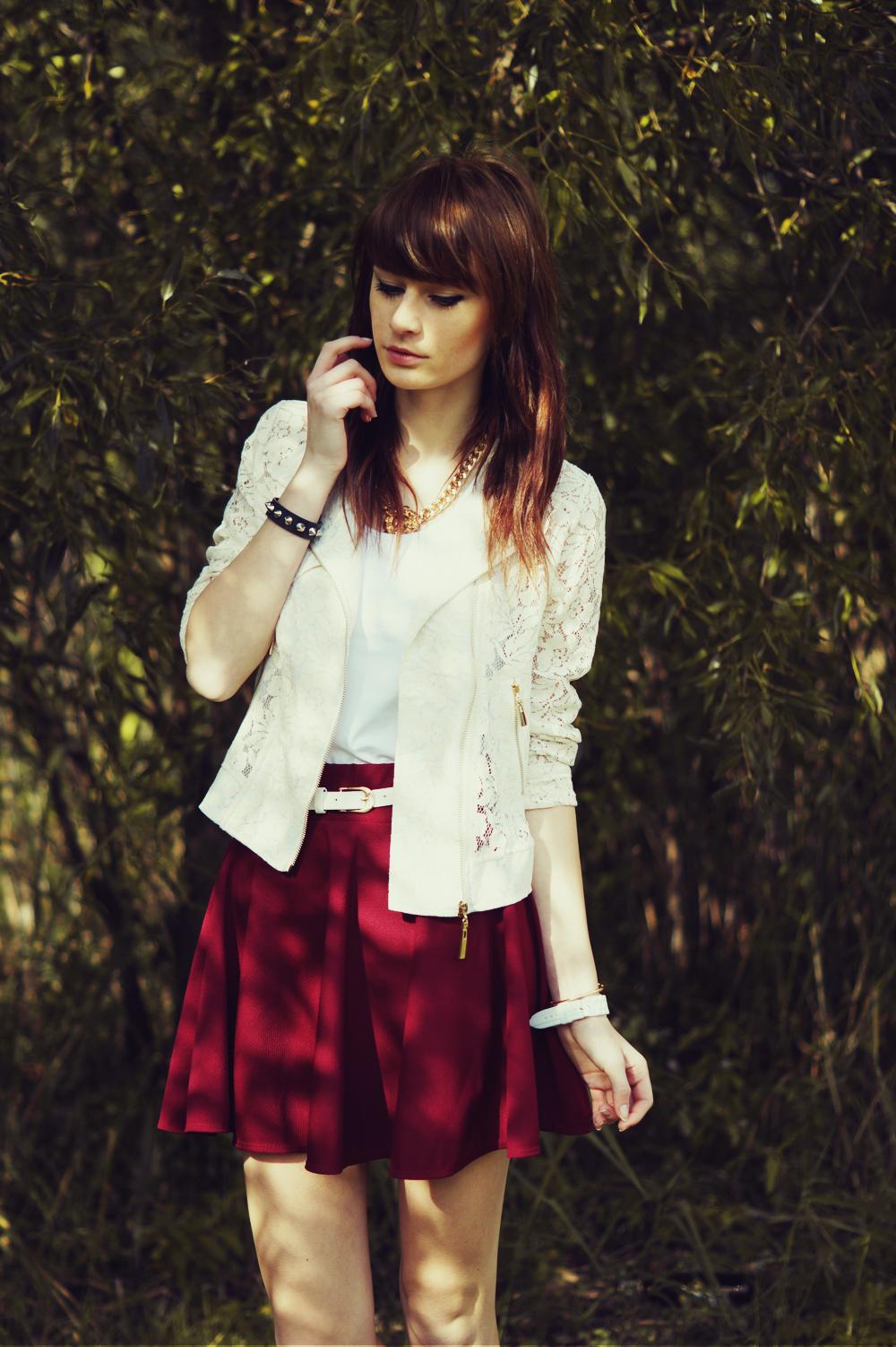Stylizacja dnia - Mademoiselle Kate
