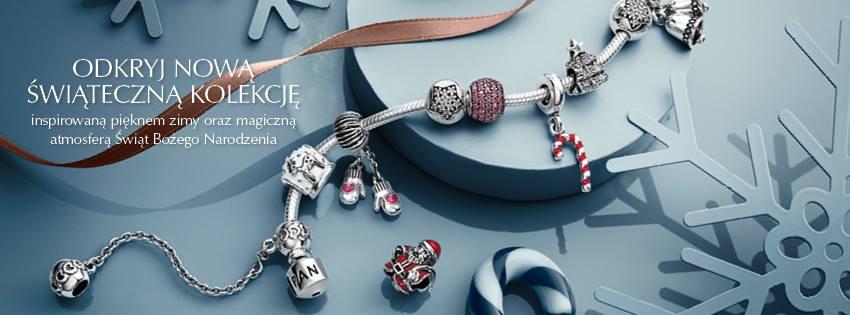 Świąteczna kolekcja Pandora