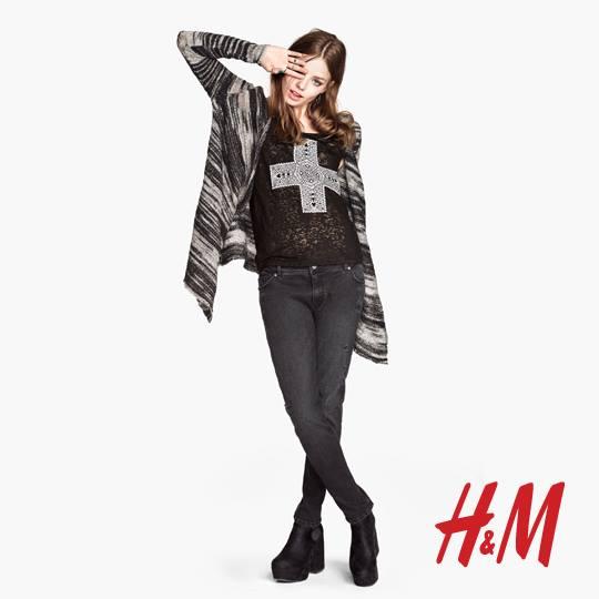 H&M Divided Jesień/Zima 2013-2014
