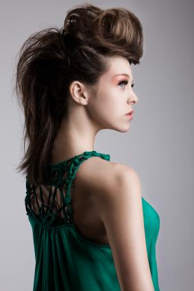 fryzura na sylwestra 2013