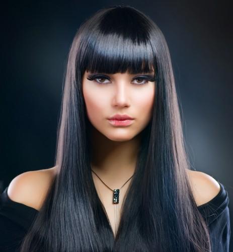 Idealnie proste włosy