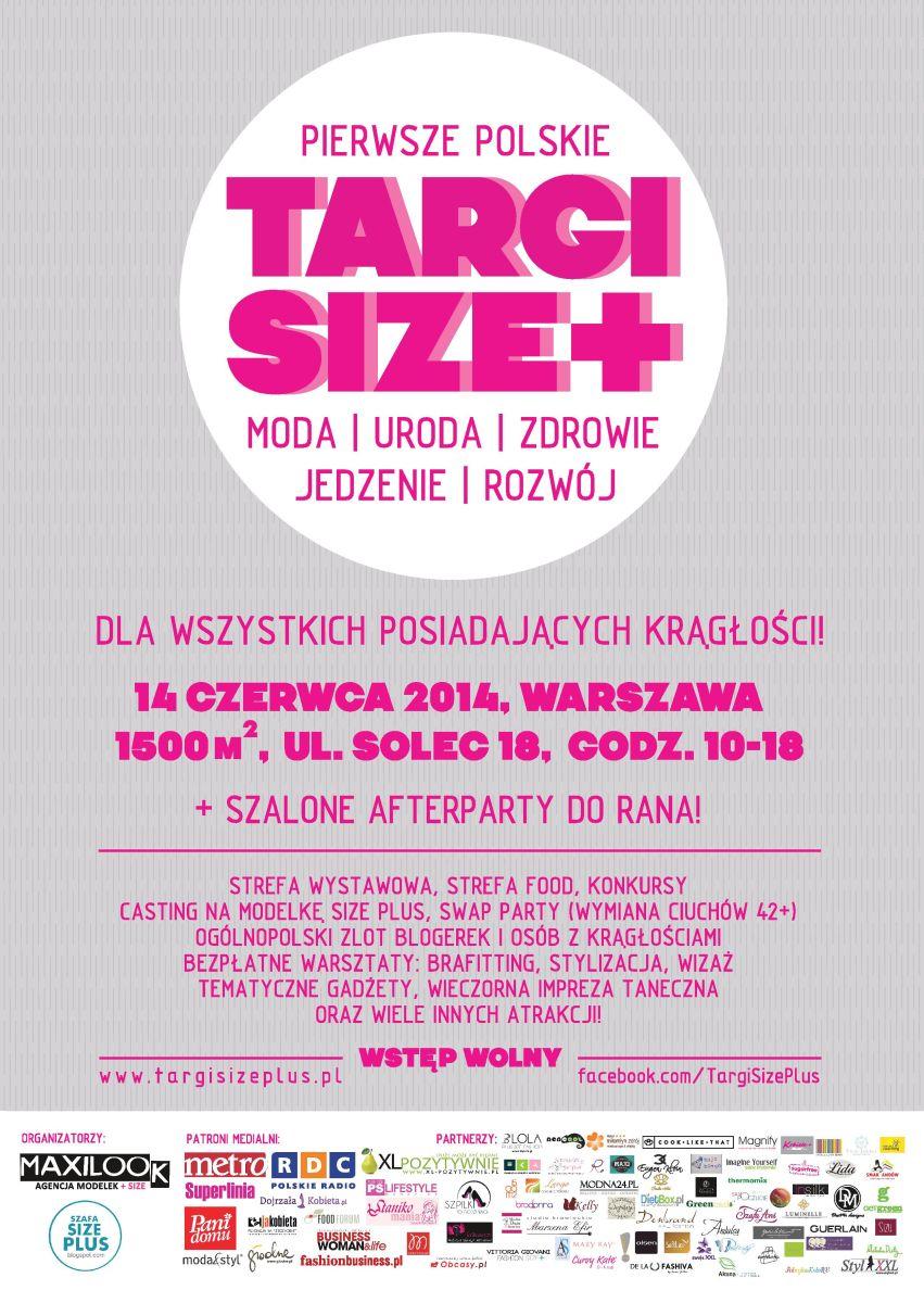 Pierwsze Polskie Targi Size+