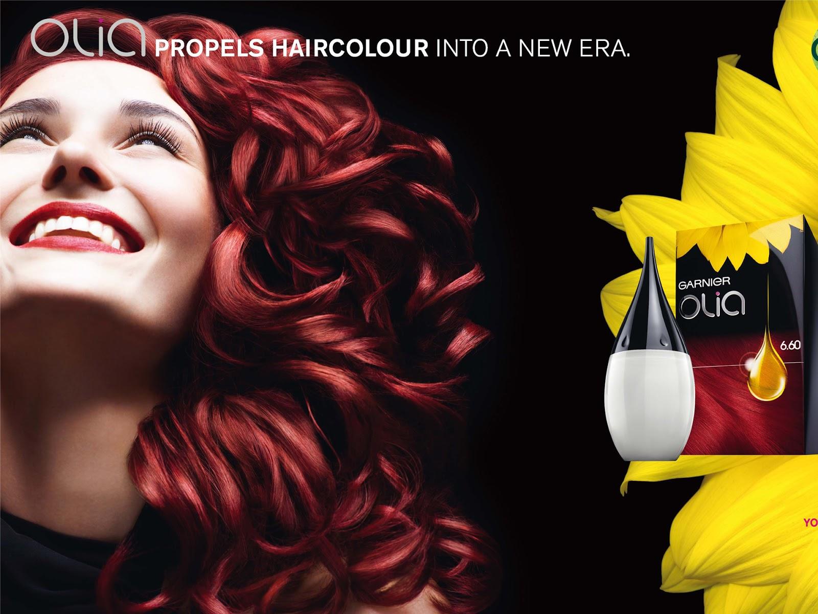 Farby do włosów z olejkami