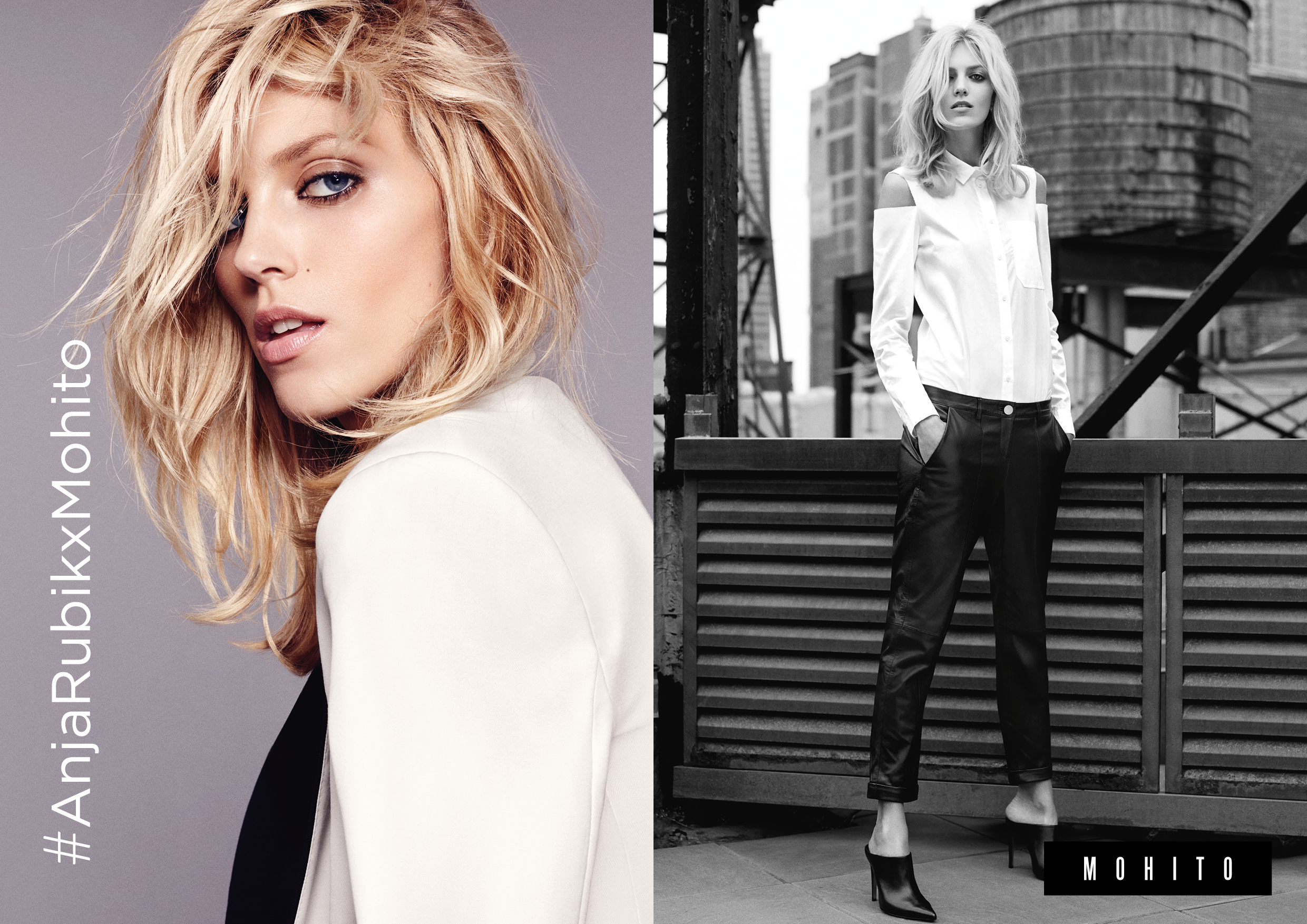 Anja Rubik Exclusive Collection