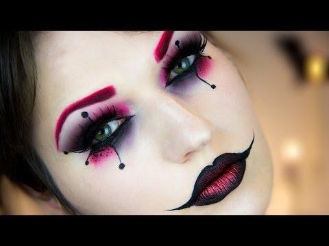 Makijaż na Halloween 2014