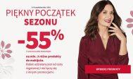 promocja w rossman na kosmetyki do makijażu 2018
