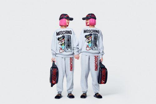 MOSCHINO [tv] H&M