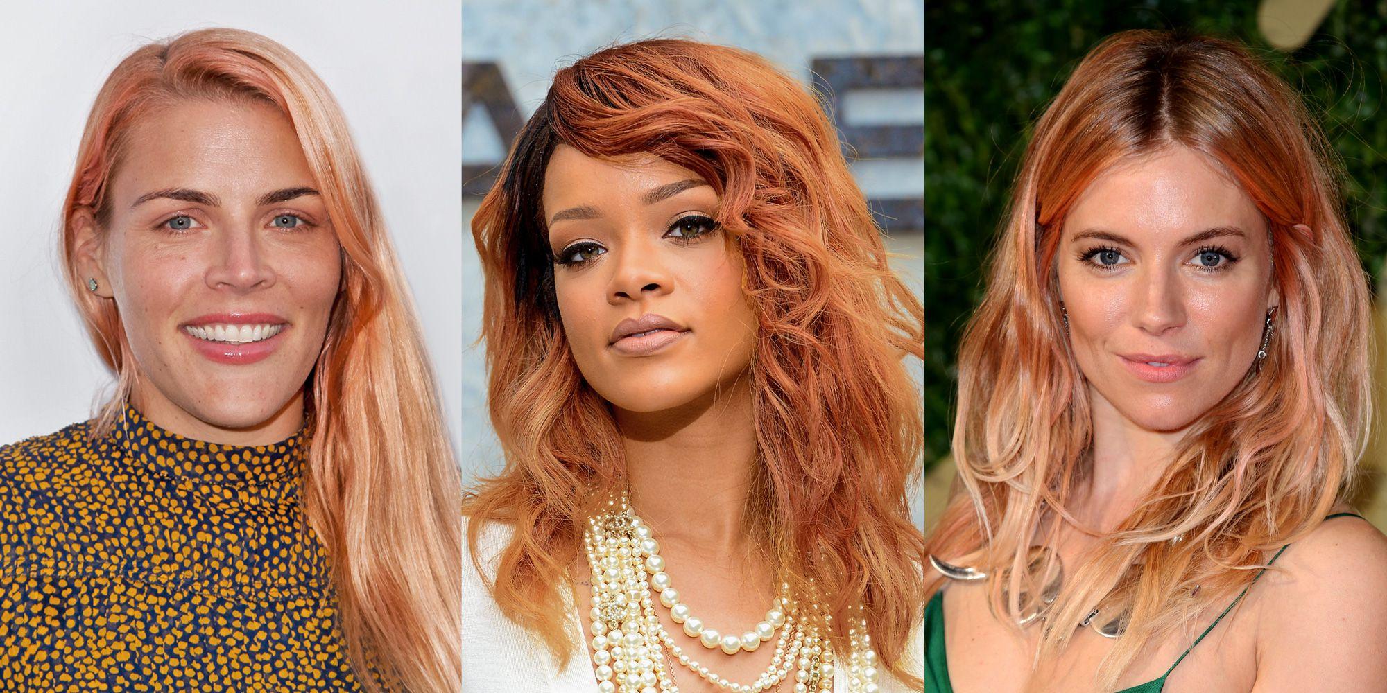 c8de7d5de2bc2b Najmodniejsze kolory włosów 2019 - Moda - najnowsze kolekcje ...